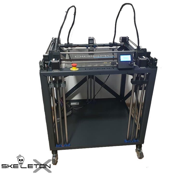 skeletonX 3d printer